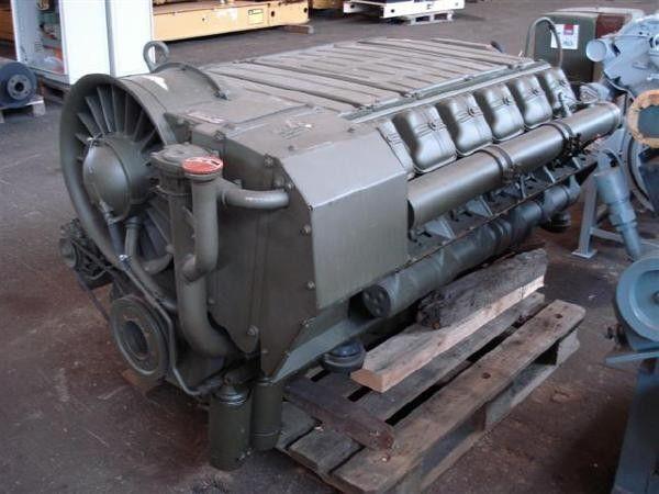 motore per altre macchine edili DEUTZ F12L413
