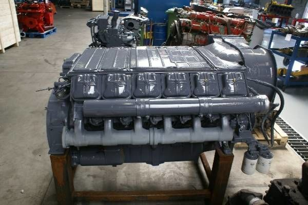 motore per altre macchine agricole DEUTZ F12L413F