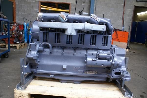 motore per altre macchine edili DEUTZ F6L912W