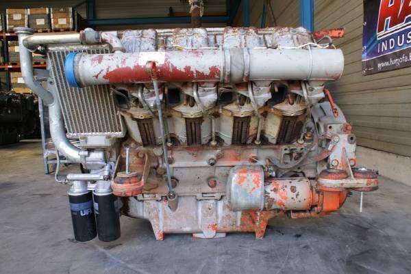 motore per altre macchine edili DEUTZ F8L413F