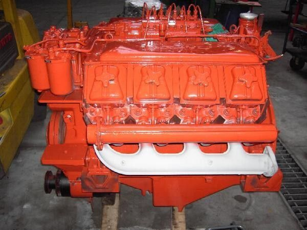 motore per altre macchine edili DEUTZ F8L714