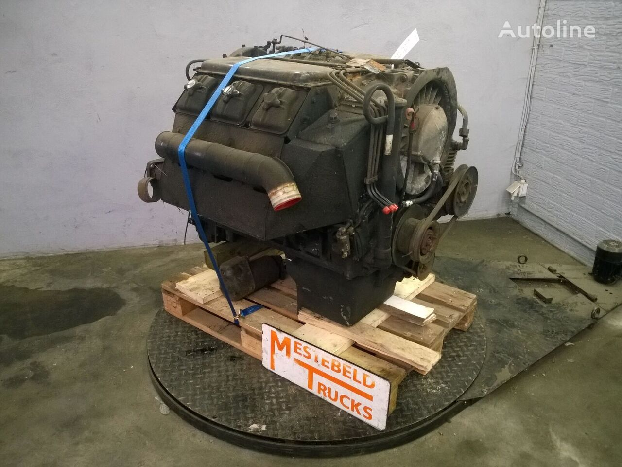 motore  Deutz F6L 613 per camion DEUTZ Motor F6L 613