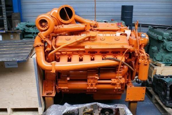 motore per altre macchine edili Detroit 12V71