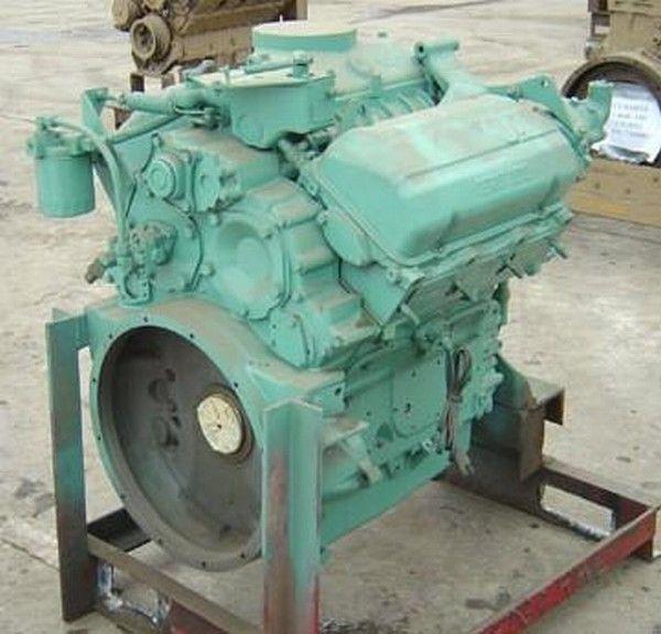 motore per altre macchine edili Detroit 6V53