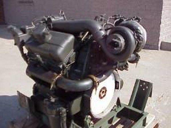motore per escavatore Detroit 6V53T