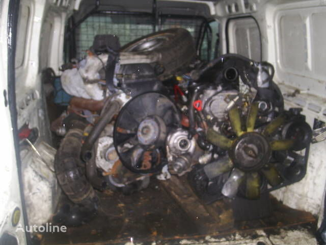 motore  FORD TRANSIT 125PH per camion FORD TRANSIT