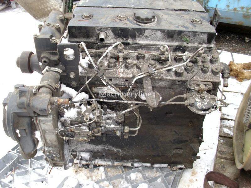 motore  Perkins per escavatore FUCHS