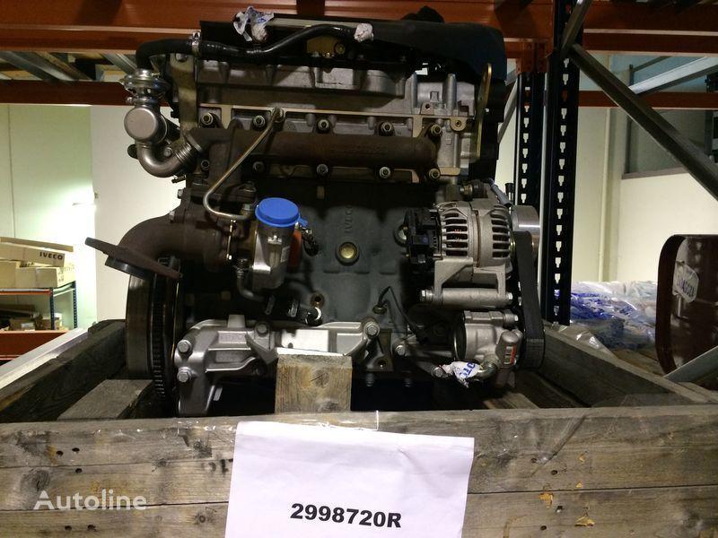 motore  Iveco F1AE0481 E4 per furgone IVECO DAILY