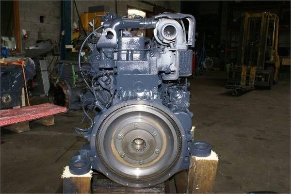 motore per bulldozer KOMATSU S6D102E
