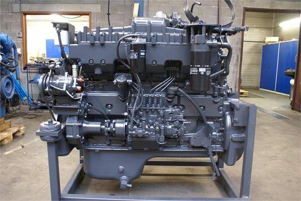 motore per altre macchine edili KOMATSU SA6D125 E2
