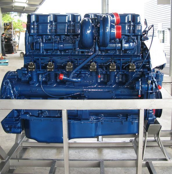 motore  Mack MAGNUM per camion MACK MAGNUM nuovo