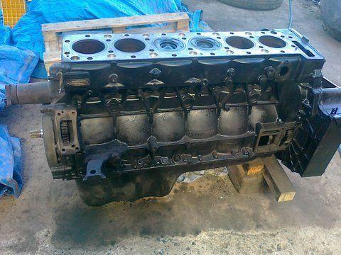 motore  MAN D20 per camion MAN