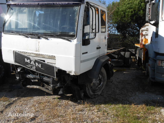 motore per camion MAN 12.224