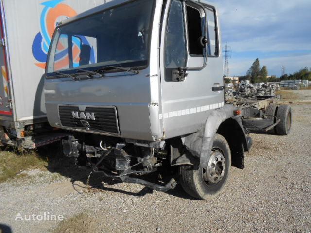 motore  MAn 14.163 EURO 2 B.J. 1998 KM 400000 per camion MAN 163