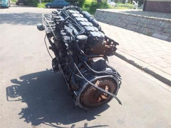 motore per trattore stradale MAN 19.414