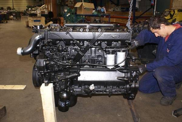 motore per bulldozer MAN D0826 LF 03