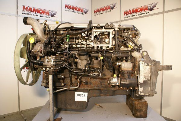 motore per trattore stradale MAN D2066 LF01