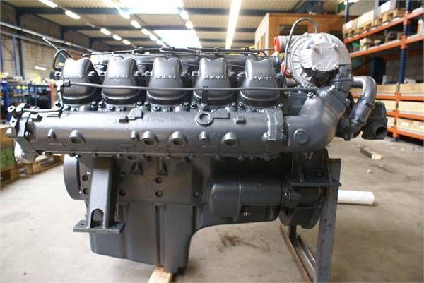 motore per altre macchine edili MAN D2840LE