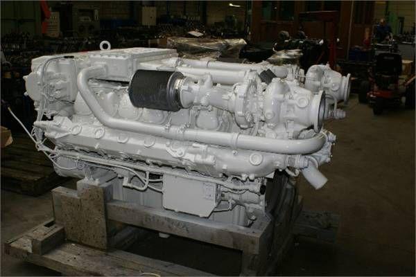 motore per altre macchine edili MAN D2842LE406