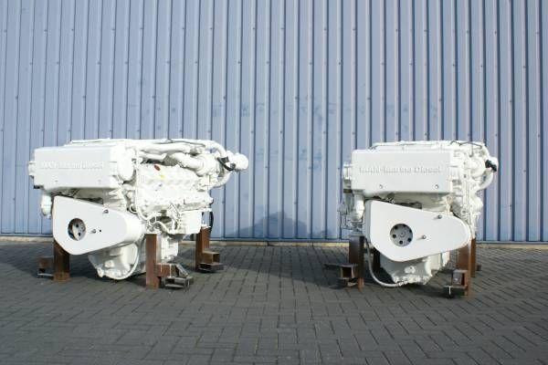 motore per trattore stradale MAN D2842LE409