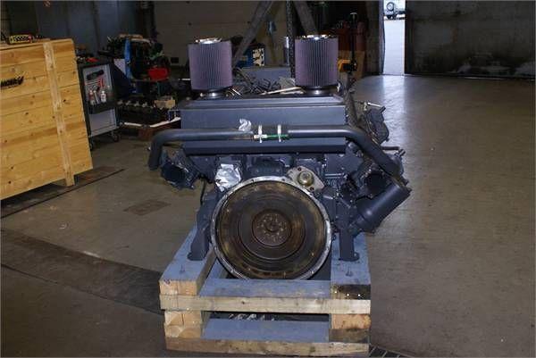 motore per altre macchine edili MAN D2842ME