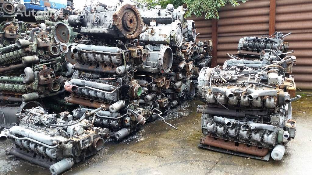 motore per camion MAN D2866 D2566