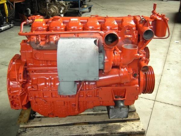 motore per altre macchine edili MAN D2866 LOH 01 2/3/6/7/9/20/23/28