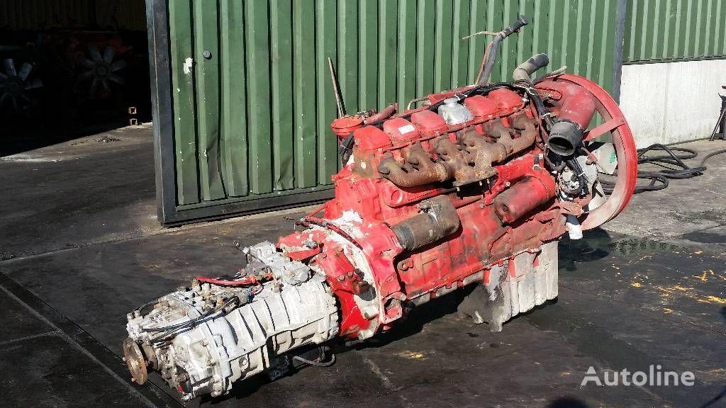 motore per camion MAN D2866F