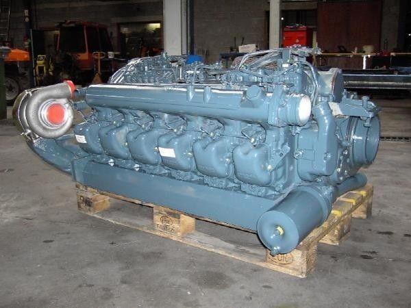 motore per autobus MAN D2876 LOH 01/02/03/04/05/20/21/23