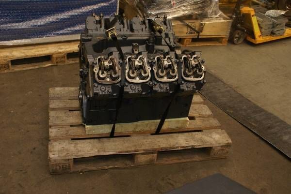 motore per altre macchine edili MAN LONG-BLOCK ENGINES
