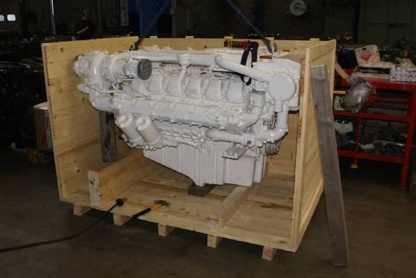 motore per camion MAN RECONDITIONED ENGINES