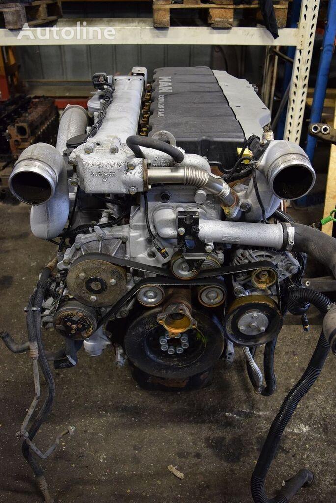 motore  MAN d2066 per trattore stradale MAN TGA
