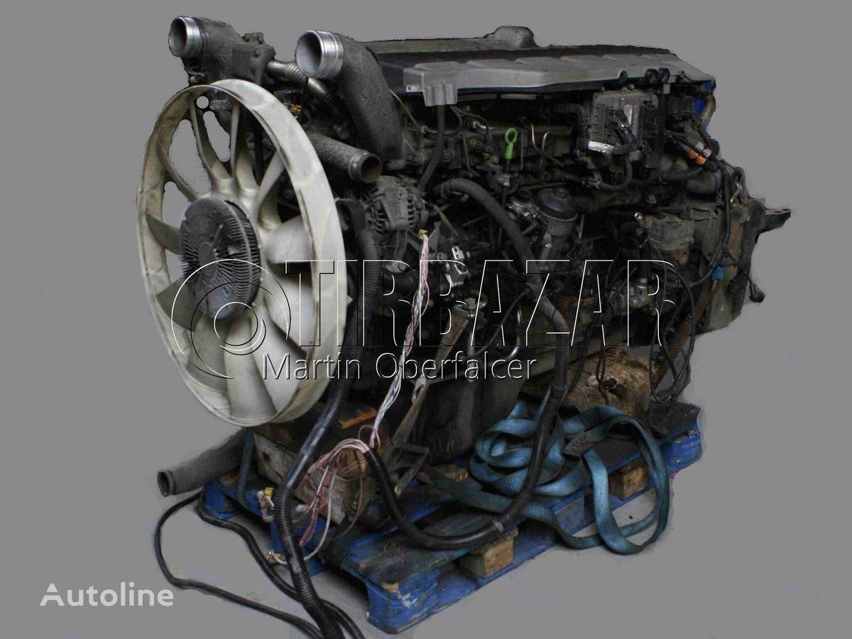 motore per camion MAN motor 480 HP EURO 4