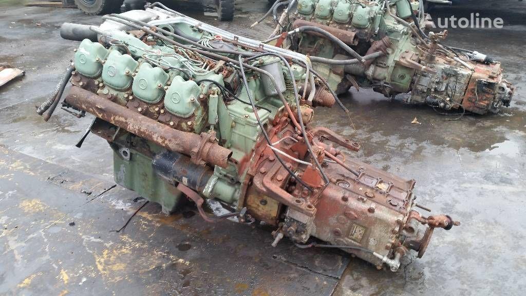motore per camion MERCEDES-BENZ OM 402