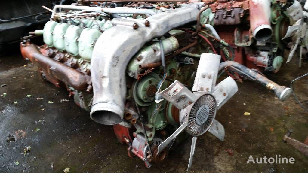 motore per camion MERCEDES-BENZ OM 402 MET ZF VERSNELLINGSBAK