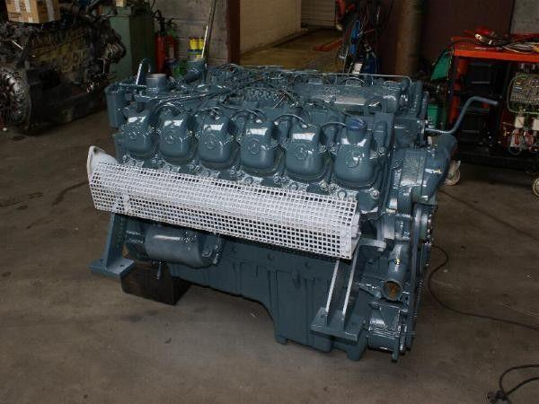 motore per altre macchine edili MERCEDES-BENZ OM 404