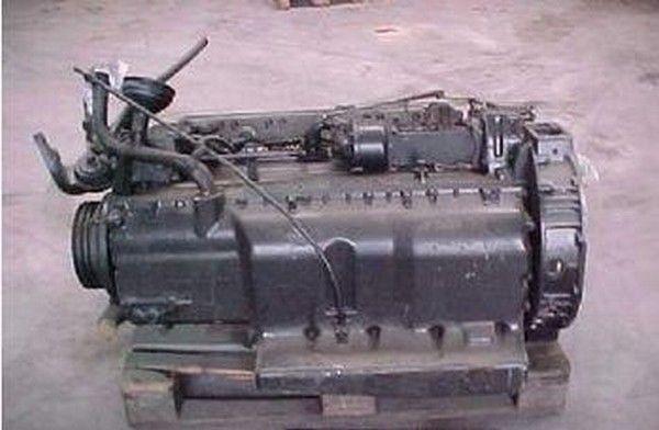 motore per altre macchine edili MERCEDES-BENZ OM 407