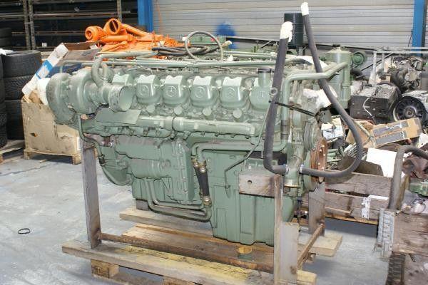 motore per altre macchine edili MERCEDES-BENZ OM 424 A