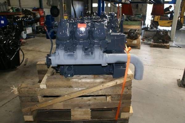 motore per altre macchine edili MERCEDES-BENZ OM 441