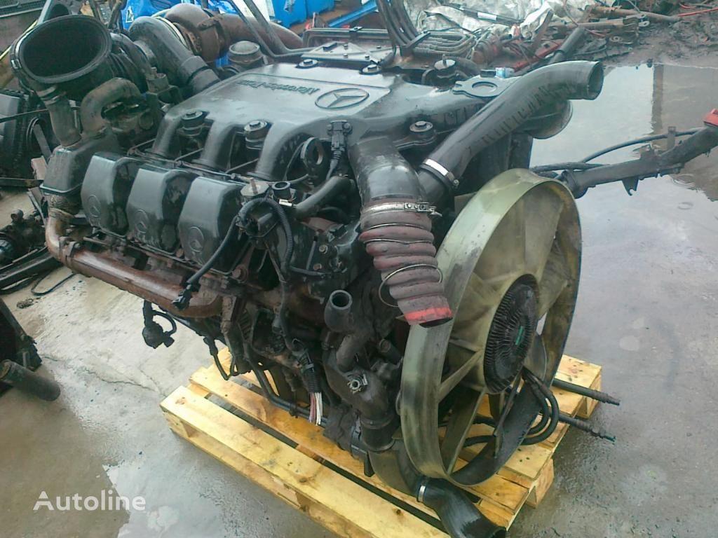motore per camion MERCEDES-BENZ OM 501 LA V6 glowica blok pompa
