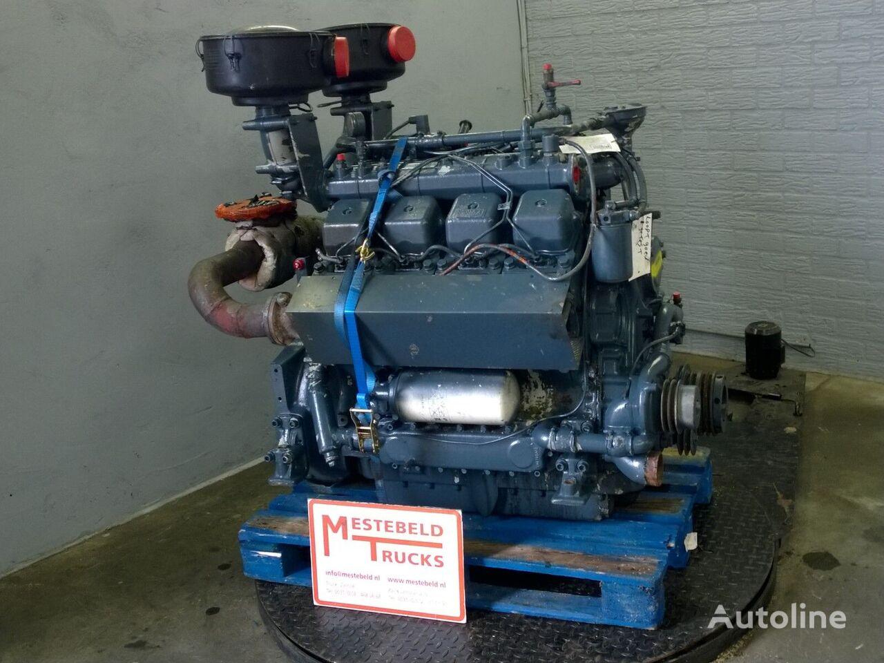 motore  MWM D234 V8 per trattore stradale Motor MWM D234 V8