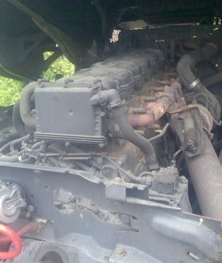 motore  DC11 per camion SCANIA