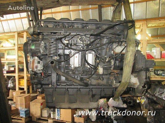 motore  DC 12 14 per camion SCANIA