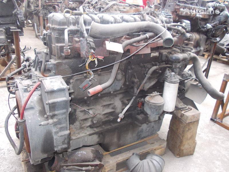 motore  Scania DSC 12 02 per trattore stradale SCANIA 124