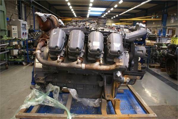 motore per altre macchine edili SCANIA DC16