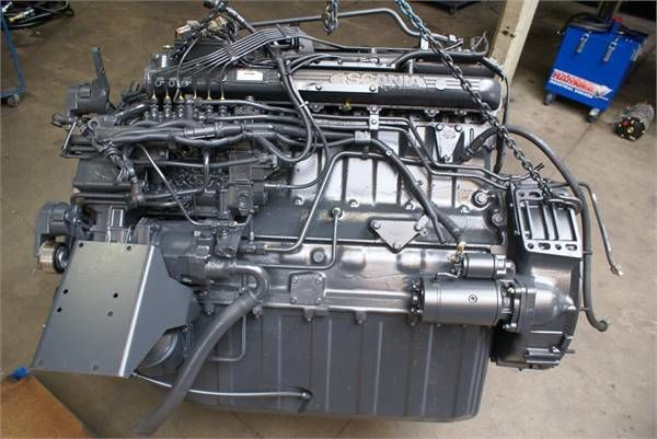 motore per altre macchine edili SCANIA DC9.05