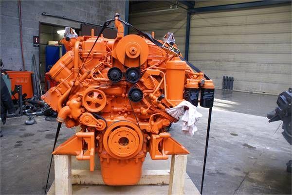motore per altre macchine edili SCANIA DI 16.43M