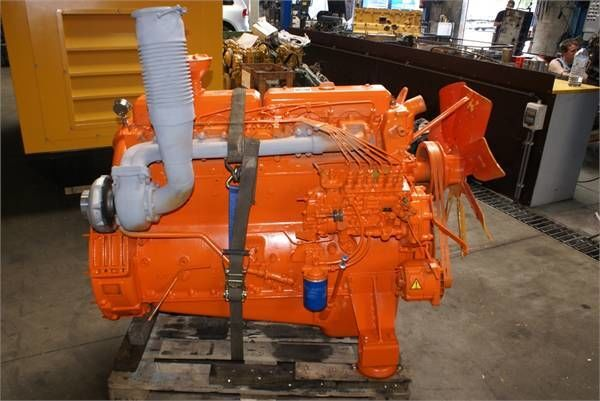 motore per escavatore SCANIA DS11