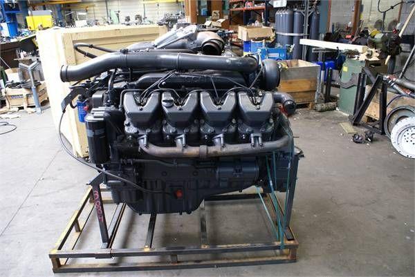 motore per trattore stradale SCANIA DSC 14.13