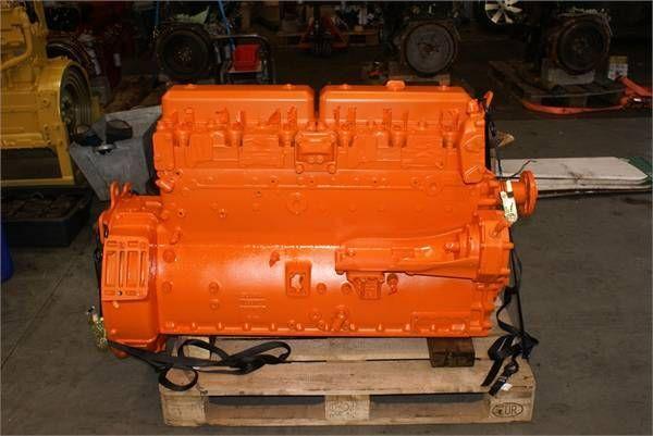 motore per altre macchine edili SCANIA DSI 11